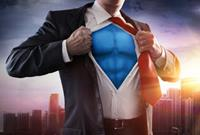 Business Analyst vs. Superman