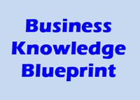 Introducing Business Knowledge Blueprints: Achieving Shared Understanding Using Concept Models