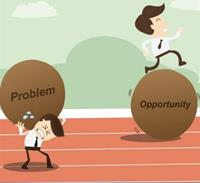 Why Problems and Opportunities are NOT the same for projects