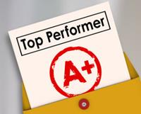 How are top-performing business analysts different than an average BA?