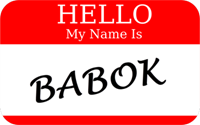 What's in a BABOK Name?
