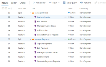 Requirements Life Cycle Management with Azure DevOps