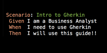 Gherkin for Business Analysts