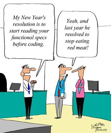 Happy New Year: Business Analyst New Year Resolutions > Business ...