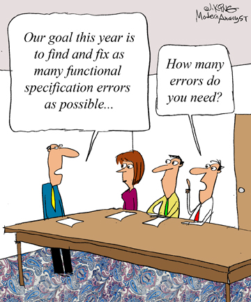 Goals for Business Analysts