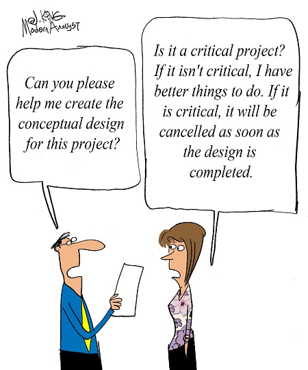 How Critical is the Conceptual Design?
