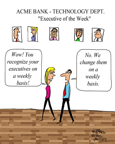 Technology Executive of the Week