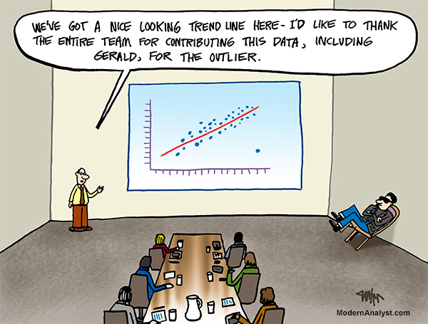 Data Analysis Outliers