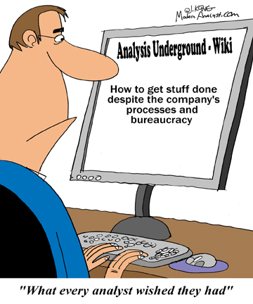 What every business analyst wished they had