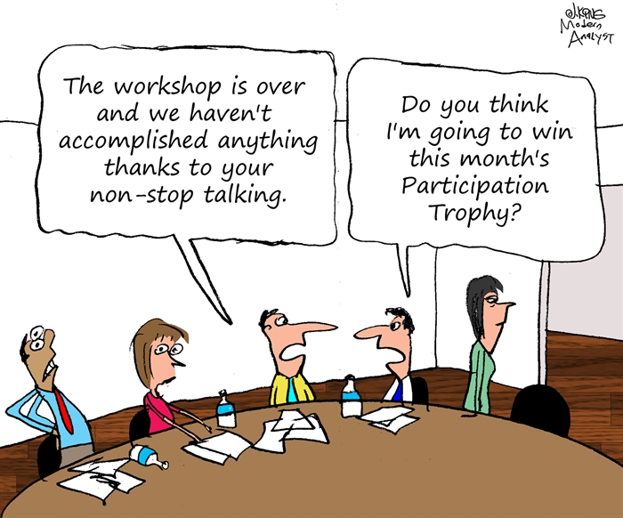 Requirements Workshop Participation
