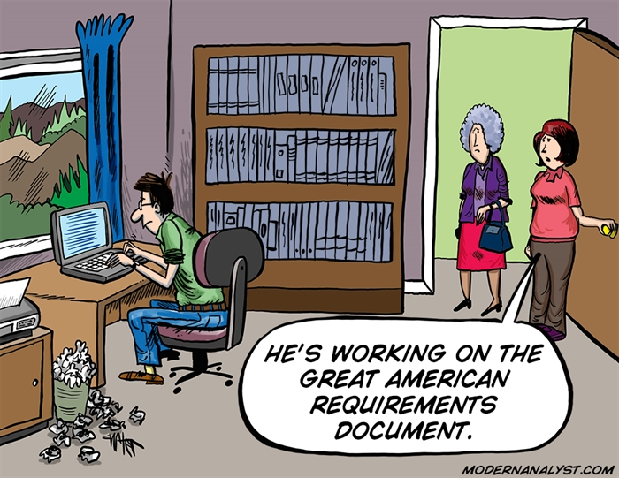 Humor - Cartoon: Requirements Document