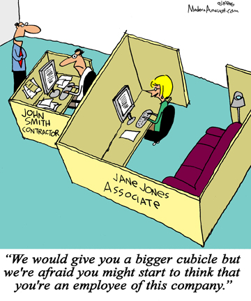 Humor - Cartoon: Life as a Business Analyst Consultant # 1: We would love to... but...