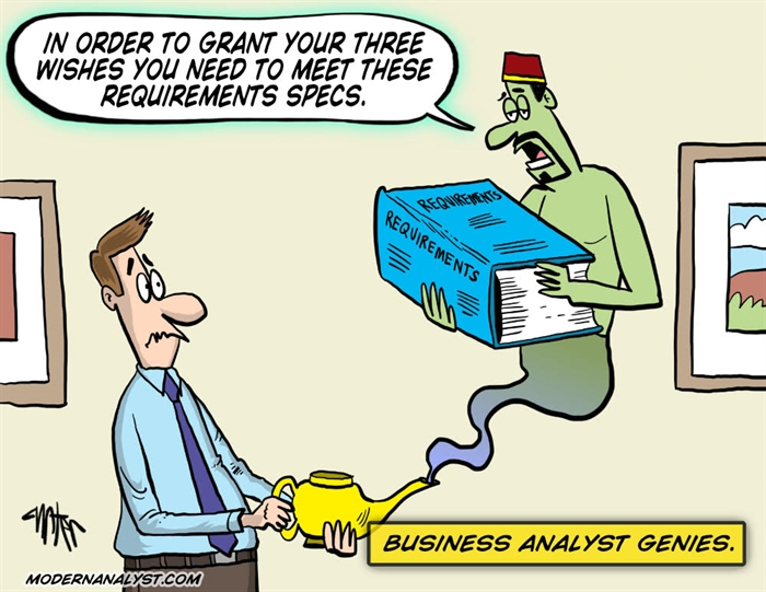 Business Analyst Genie
