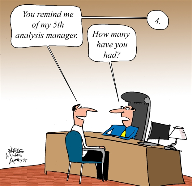 My Next Analysis Manager