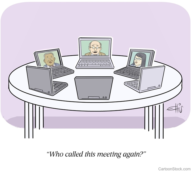 Virtual Requirements Meeting