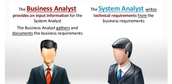 Business Analyst vs. Systems Analyst